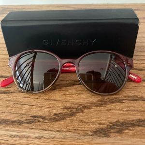 Givenchy Round Sunglasses